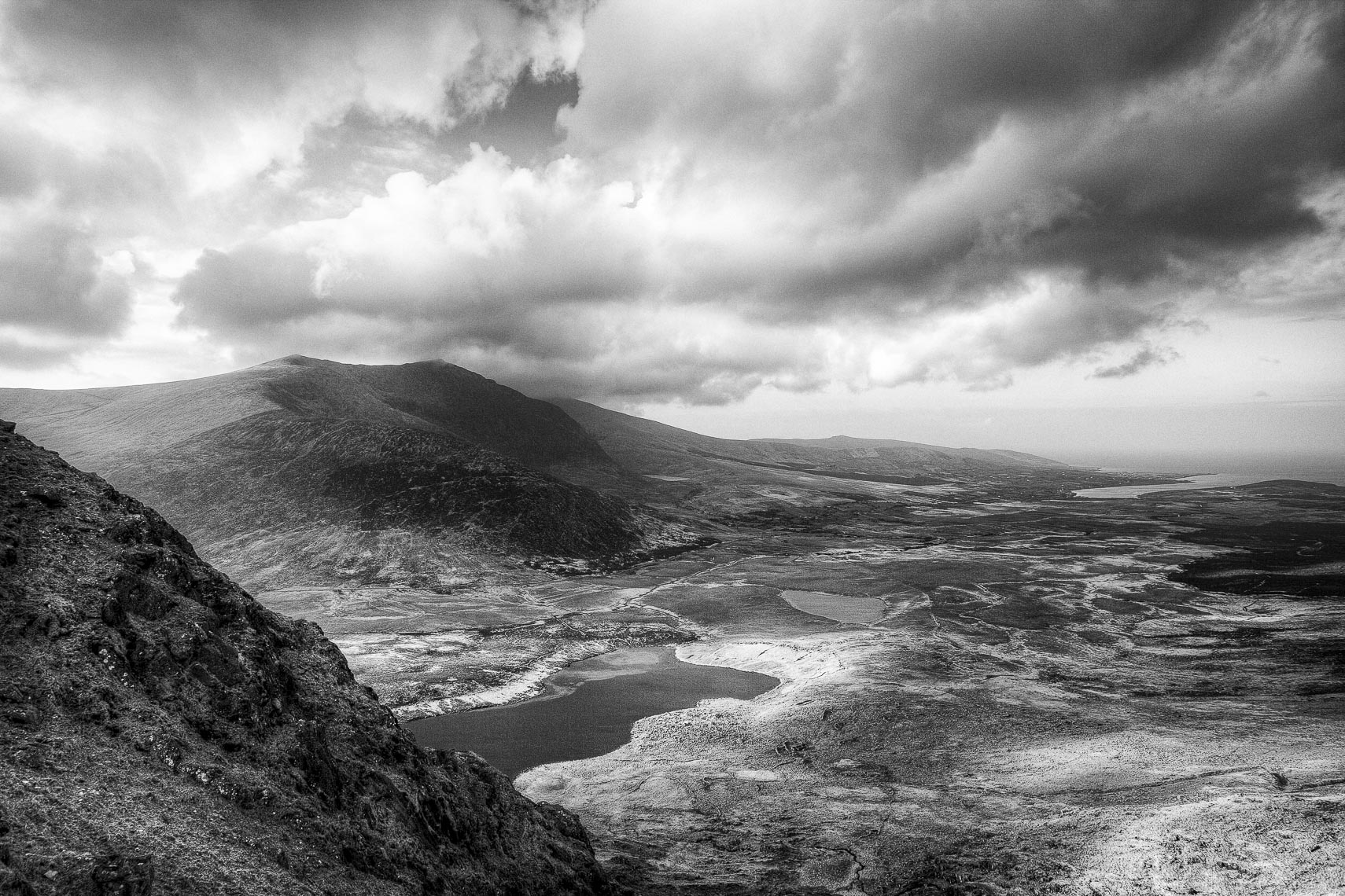 Conor Pass - North, Dingle, Co. Kerry